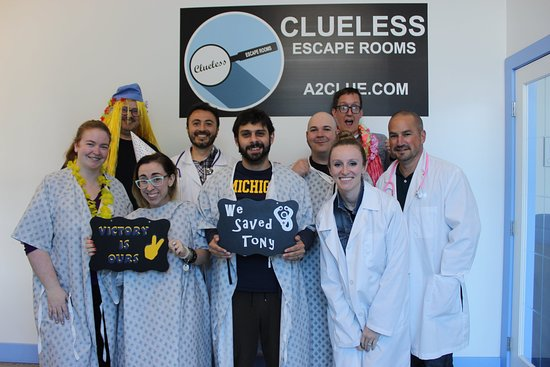 Clueless Escape Rooms