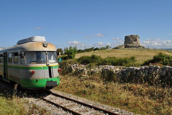 I Viaggi del Trenino Verde con Barbagia Express