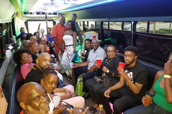 Pure Party Bus