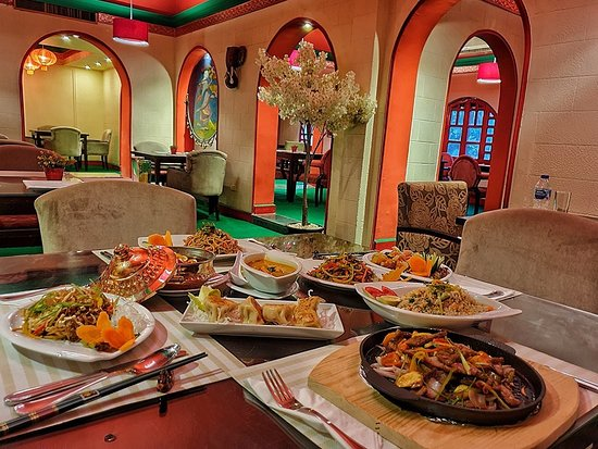 Asian House Restaurant Cairo Menu Prices Restaurant Reviews Tripadvisor