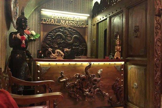 Traditional Thai Massage in Prague