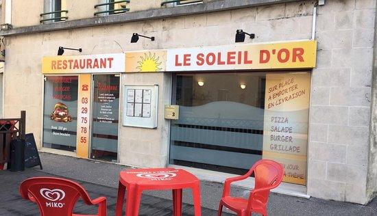 image Pizzeria du Lion d'Or sur Saint-Mihiel