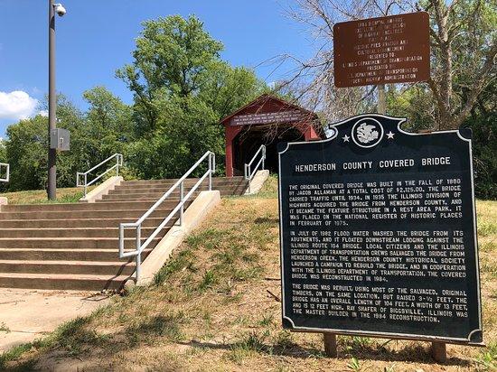 Henderson County Covered Bridge Park