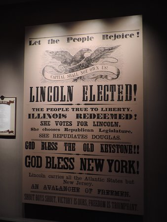 Abraham Lincoln Presidential Library and Museum (Springfield