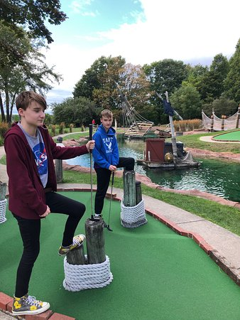 Pirate S Cove Mini Golf Sister Bay 2019 All You Need