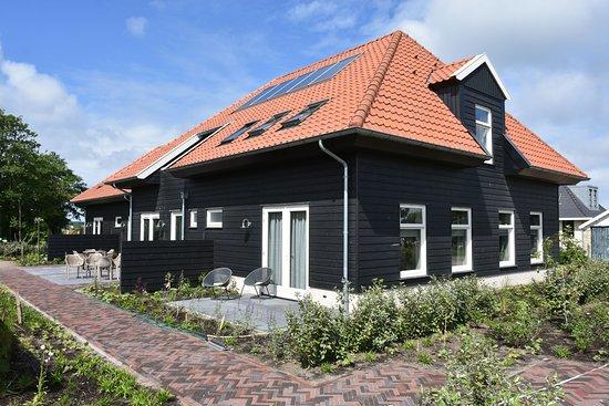 Baaiduinen, Nederland: Ingang Boutique B&B De Vluchtweg