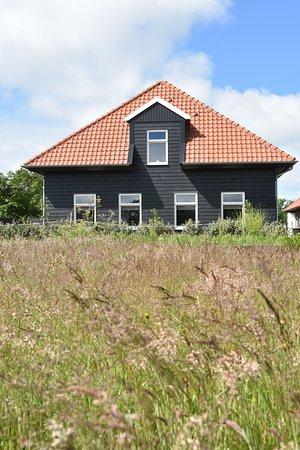 Baaiduinen, Nederland: voorkant Boutique B&BDeVluchtweg
