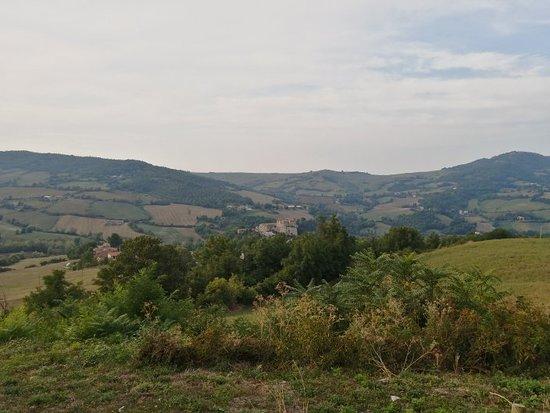 Monte Cerignone Foto