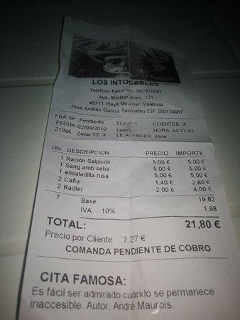 imagen Los Intocables en Miramar