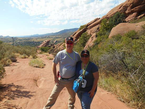 Geology Hike at Red Rocks Park: Red Rock Tour