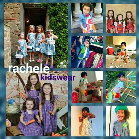Rachele - Hand Made Kids Wear