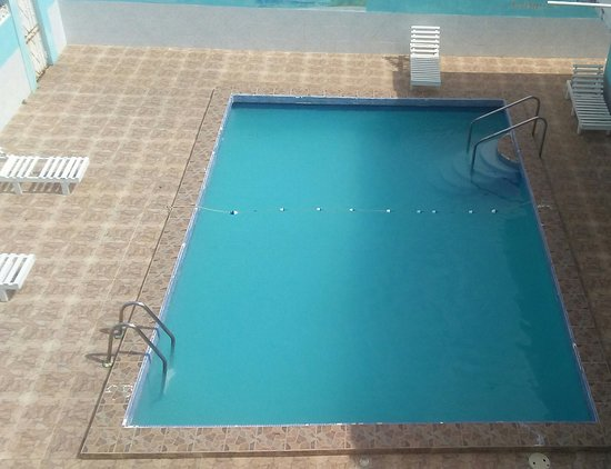 Manchioneal, Jamaica: Pool
