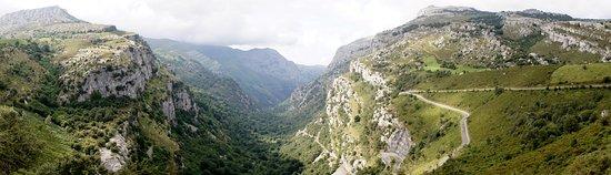 Ason, Španielsko: Panorámica del Valle