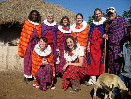 Monduli, Tanzania: Massai Culture Tour