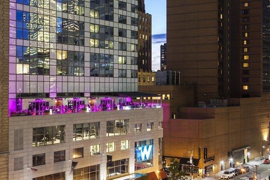 W New York Downtown Hotel