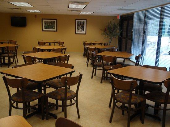 Fort Stewart, Géorgie: Restaurant