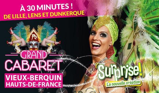 Grand Cabaret de Vieux  Berquin