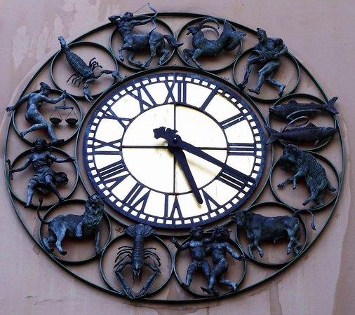 Det astrologiske ur Oslo