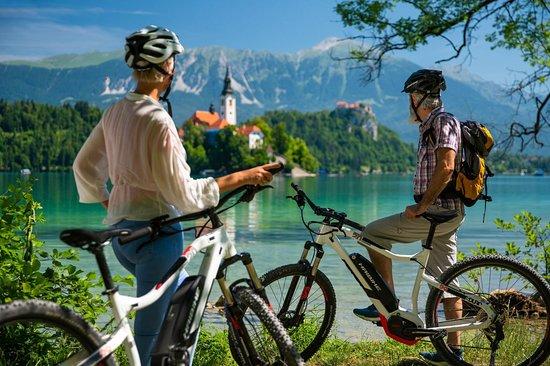 eBike tour Bled