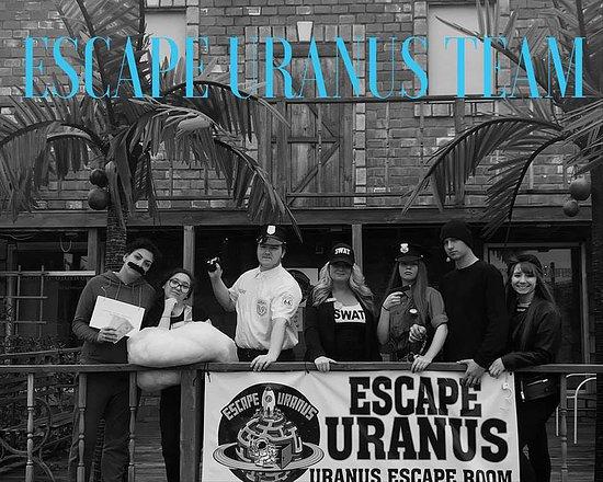 Escape Uranus