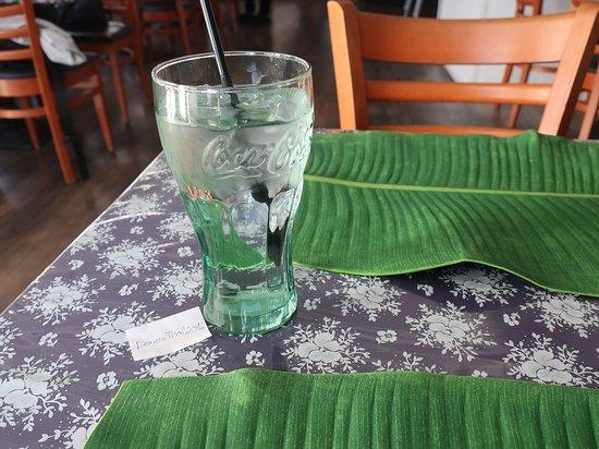 Love The Coca Cola Glass Bilde Av Daran Thai Restaurant I Stavanger Tripadvisor