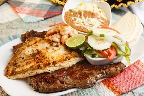 Pepito S Mexican Restaurant Fwb Fort Walton Beach Menu