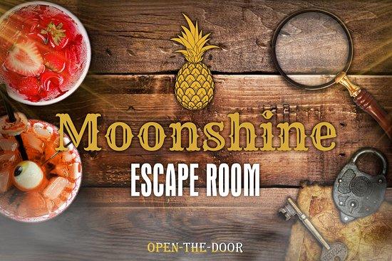 Moonshine Escape room