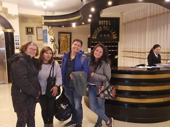 Hotel Ciudad Del Lago照片