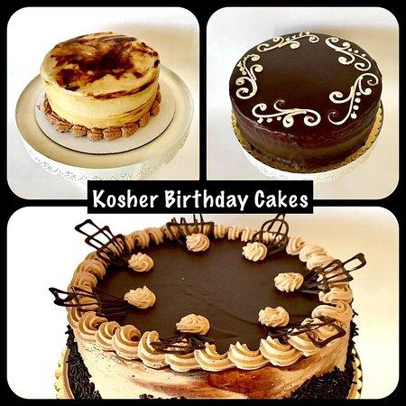 Miraculous Non Dairy Kosher Birthday Cakes Tiramisu Opera Mocha Picture Personalised Birthday Cards Paralily Jamesorg