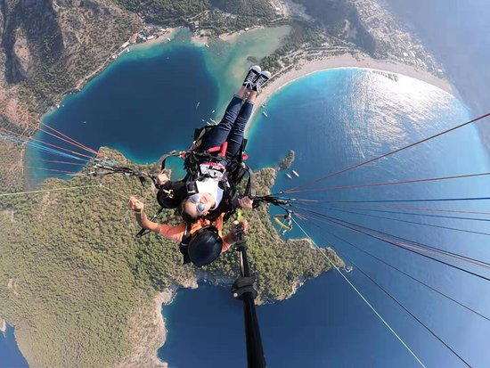 Re Action Paragliding (Oludeniz) - 2019 All You Need to Know