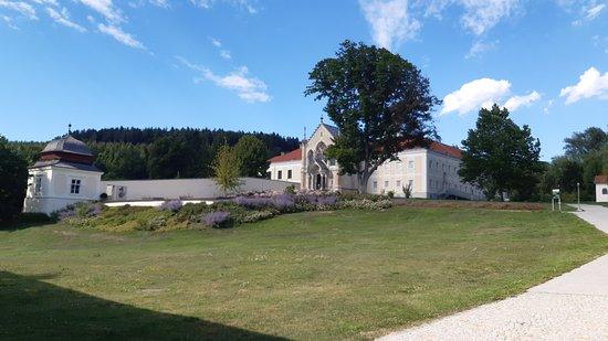 Mayerling, Austria: Pałac