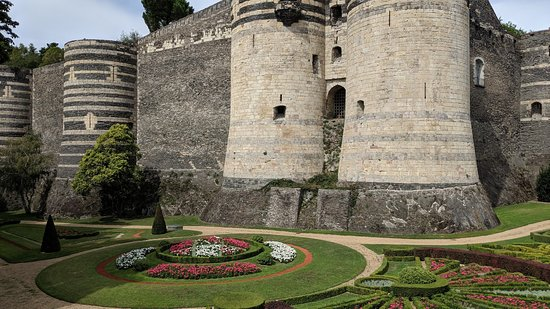 Brion, Fransa: Chateau D' Angers
