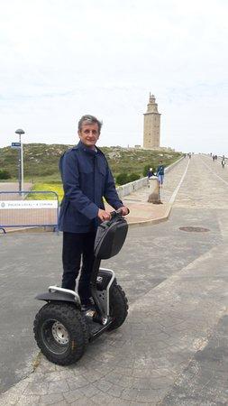 Eco-Logica (Segway & Bicicleta): Luis Moya