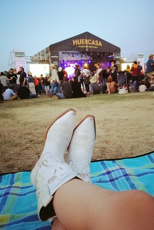 Alojamiento Huercasa Festival