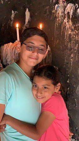 Niha, Liban: مغارة النبي ايوب