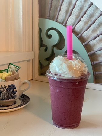 Marion, KS: Dorothy's Coffee Shop and Tea Room
