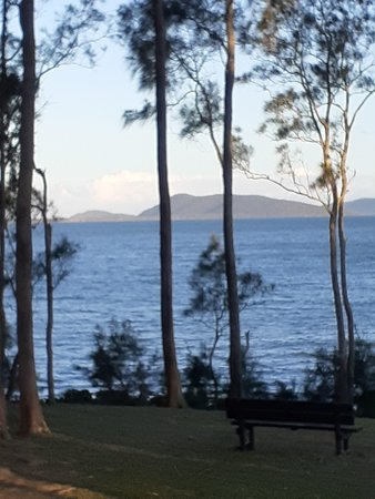 Coomba Park, Australië: Beautiful shores of Wallis Lake