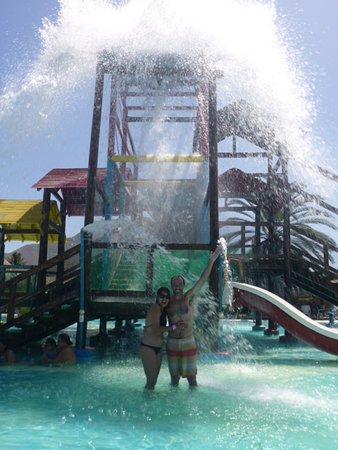 Parque El Agua Isla de Margarita: disfrute!!!