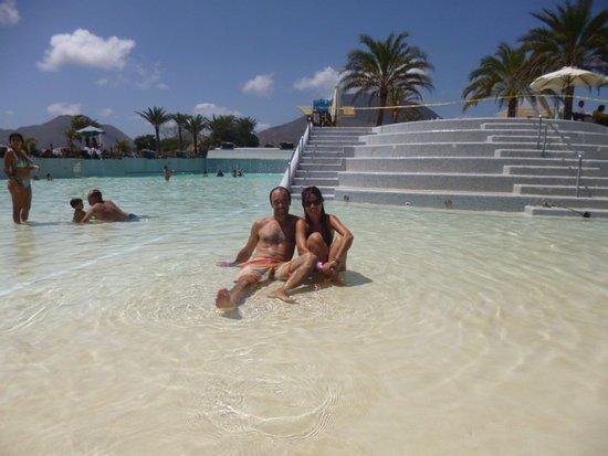 Parque El Agua Isla de Margarita: pileta de olas