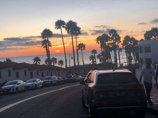 San Clemente Coastal Trail: Sunset by the pier