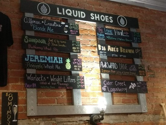 ‪Liquid Shoes Brewing‬