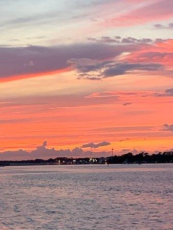 Panama City Beach Sunset Catamaran Sail on The Privateer – fotografia