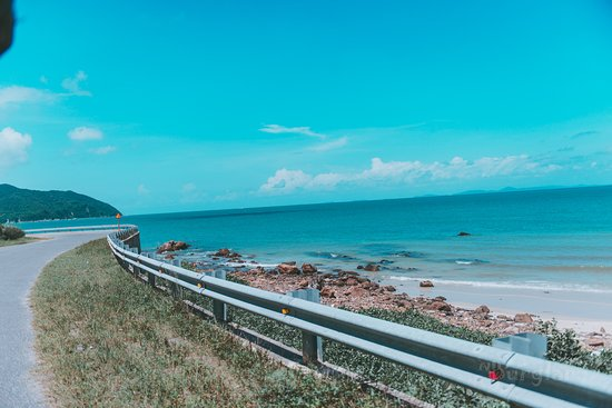 Quan Lan, Vietnam: Quan Lạn island is located in Quảng Ninh province in the North of Vietnam. This is the most beautiful yet least touristic island I've ever seen. Every minute on this island is peaceful and enjoyable!