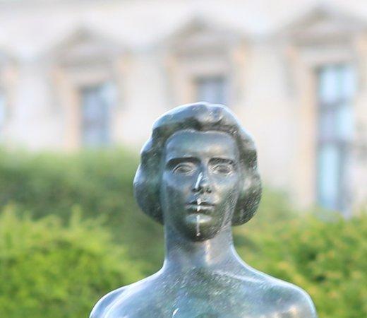 Statue Île de France de Maillol