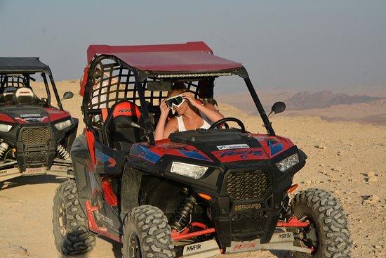 Mitspe Ramon, Israel: Ramon RZR - Experience the desert differently!