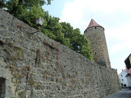 Rosenturm und Grebenturm