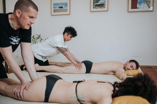 Massaggio Natura