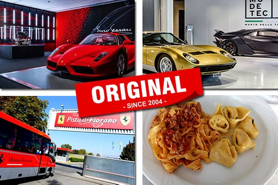 Ferrari Lamborghini Museums Factories Tours - Original Italian Car Factory tour. #Lamborghini # Ferrari headquarters & museum tours in the heart of the #MotorValley in #Italy.  The Best First Class experience for a real car enthusiast! Flexible Dates - Refund - Stress Free organization and Travel - Fully Insured