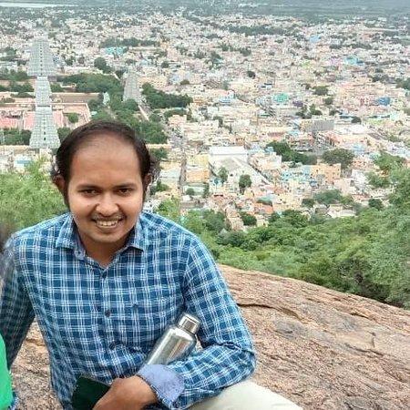 Tiruvannamalai ภาพถ่าย