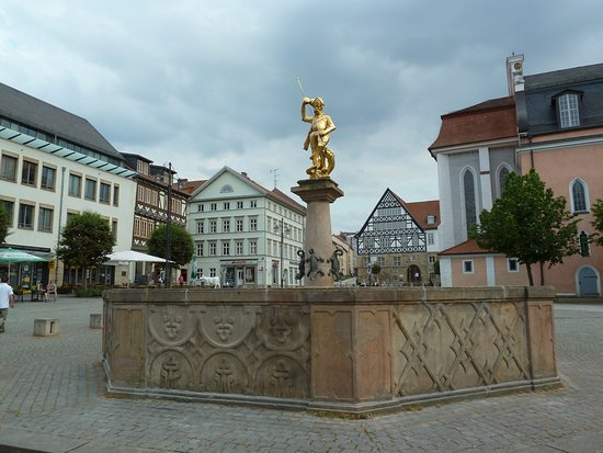 St George's Fountain
